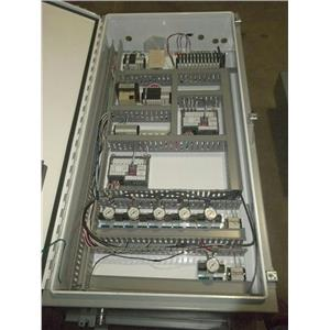 Johnson Controls  6 Zone Control Cabinet