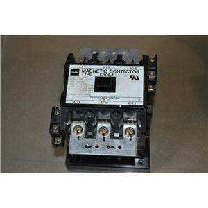 Toshiba Magnetic Contactor C80A-E with 2x Toshiba XAM auxillary