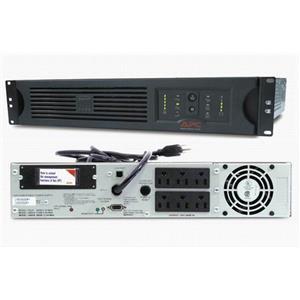 APC SUA750RM2U 750VA 480W 2U Rackmount Battery Power Backup Smart-UPS New Batt