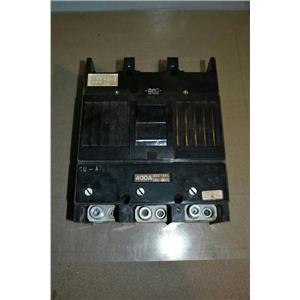 General Electric GE TJJ TJJ436400  400 Ampo Circuit Breaker Black Frame