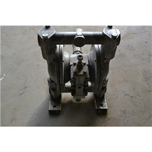"GS SCS-14 Stainless Steel DIaphragm Pump - 1"" Input Ouput"