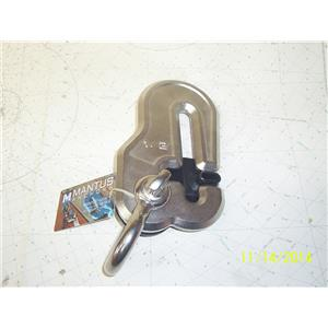 "Boaters' Resale Shop of Tx 400.24 MANTUS 1/2"" STAINLESS STEEL ANCHOR CHAIN HOOK"