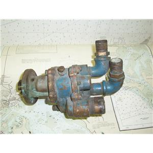 Boaters' Resale Shop Of TX 1401 0101.23 SHERWOOD ENGINE DRIVEN WATER PUMP