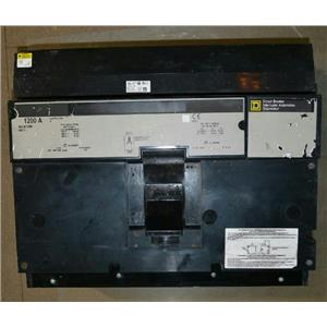 Square D 1200A I-line Circuit Breaker NA361200