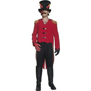 Cirque Sinister Villainous Ring Leader Adult Costume Size Medium