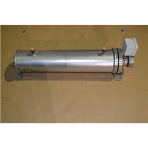 Process Heating Lo Density Circulation Heat Exchanger 2.5 KW,  Stainless Steel
