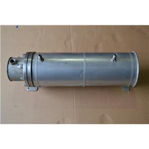 Warren Circulation Heater Exchanger XWF 18 2 25SS LT Y*342, 240V, 18000W, 150PSI