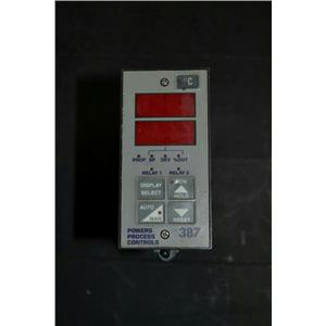 Powers Process Controls 300 Series Controller, 387-A000S