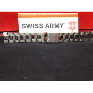 Swiss Army Watch Band 1884 Bracelet Officer's. 20mm. Fits 24705, 24712...