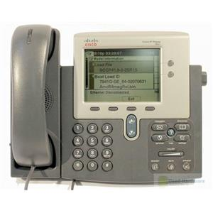 Cisco CP-7941G-GE 7941G-GE IP Phone Gigabit VoIP PoE SCCP