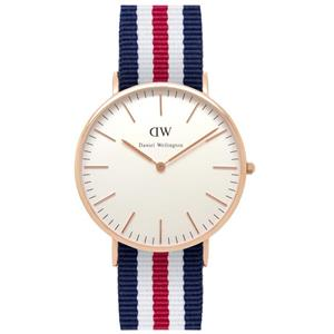 Daniel Wellington 0102DW Canterbury. Elegant Ultra Thin Traditional Classic Wristwatch