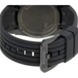 Bulova 96B142.Men's Champlain Collection Precionist Watch.Carbon Fiber Dial.Triple Date Display.