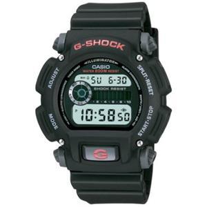 Casio G-Shock DW9052-1. Shock Resistant. 200M WR.Countdown Timer. Blk Strap.