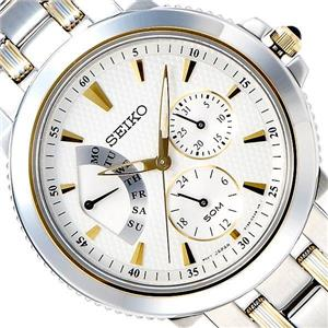 Seiko Men's SNT002. Le Grand Sport. Two-Tone Stainless Steel Case/Bracelet. 50m Water Resistance