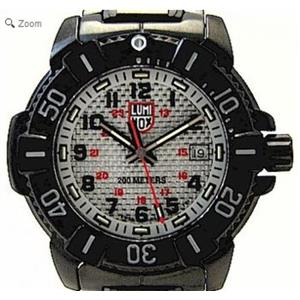 Luminox 6310 Watch Men's Navy Seal 20th Anniversary Series 8800
