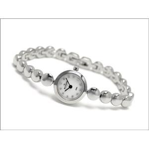 Skagen 107XSSSX Ladies Petite Stainless Steel Silver Tone Watch w/ Jewel Adorned Dial