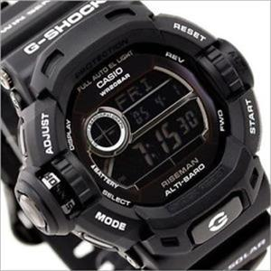 Casio G-Shock G9200BW-1.Limited Military Riseman.Atomic.Solar.Multi-Function.