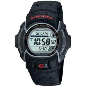 Casio G-Shock G-7600. World Time. Four Alarms. With Data Memory.