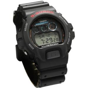 Casio G-Shock Mens DW6900-1VCT.Original Style. 200m Water Resist.Multi Functions