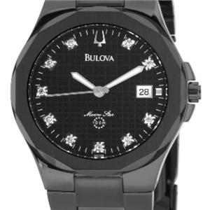 Bulova Men's 98D008. Marine Star  Diamond Watch.