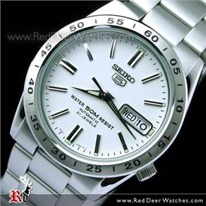 Seiko Men's SNKD97K1 Seiko 5. 21 Jewel Automatic Day/Date Movement. Stainless Steel Case/Bracelet. 5