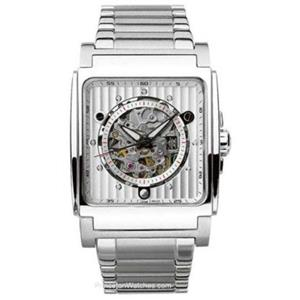 Bulova Men's 96A107. Automatic White Dial Bracelet Watch.