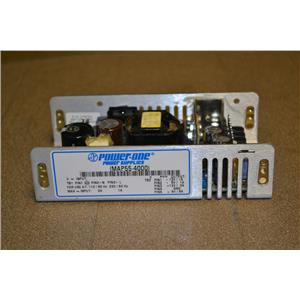 Power One MAP55-4000 Power Supply level 3, 5 pin, Output 12V and 5V