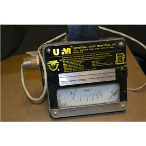 Universal Flow Monitors LL-BBMSF10SM-4U-32P.967T80-X31WR-ST 300PSI For Water Use