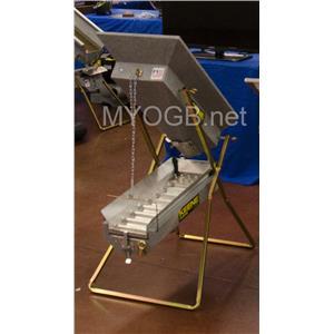 Keene Engineering NEW for 2015 140S Vibrostatic Back Pack Dry Washer
