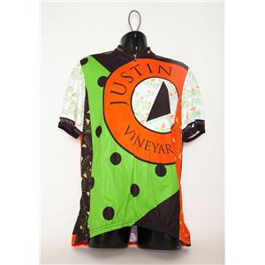 Justin Vineyard Cycling Jersey Men's