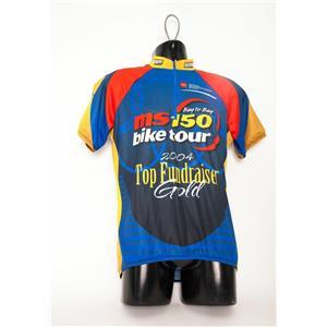 Hot Shoppe MS 150 Bike Tour 2004 Cycling Jersey