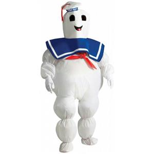 Ghostbusters: Inflatable Stay Puft Marshmallow Man Child Costume