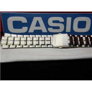 Casio Watch Band MTP-1330 Bracelet All Steel Men's Watchband
