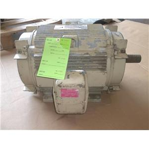 7-1/2 HP  General Electric Motor 5KS254HL413, 460V, 875 RPM, 254T Frame