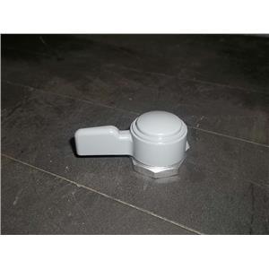 Allen Bradley grey 30mm knob for a selector switch 800T-N238