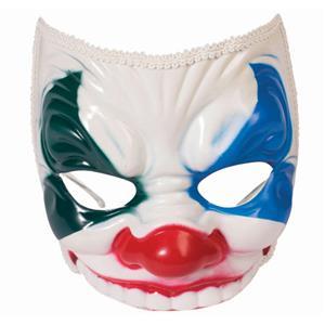 Evil Clown Eyemask with Eyeglass Armbands