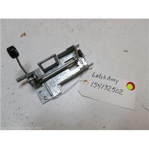 FRIGIDAIRE DISHWASHER 154132502 LATCH USED PART ASSEMBLY