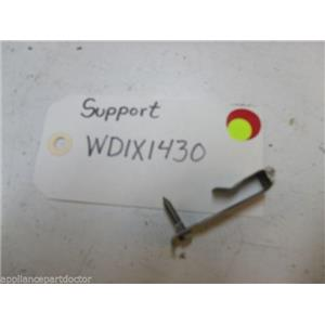 GE DISHWASHER WD1X1430 SUPPORT USED PART ASSEMBLY