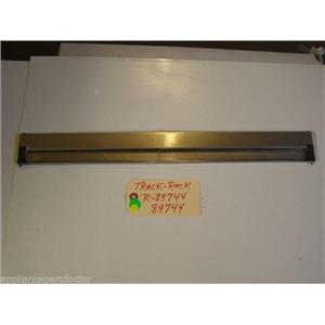 KITCHEN AID DISHWASHER R-89744  89744  TracK- Rack    USED PART
