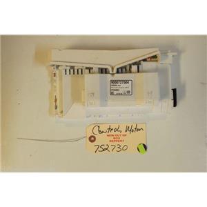 BOSCH  DISHWASHER 752730 Control motor  NEW W/O BOX