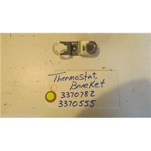 KENMORE DISHWASHER   3370782 3370555  thermostat bracket  USED PART