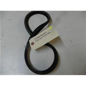 ELECTROLUX DISHWASHER 5304475638 SUMP GASKET USED PART ASSEMBLY