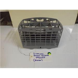 ARISTON DISHWASHER 096055  Silverware Basket W/O HANDLE used part