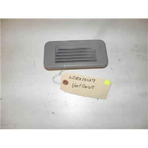 GE DISHWASHER WD12X10127 VENT COVER USED PART ASSEMBLY FREE SHIPPING