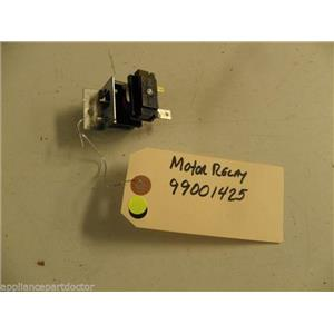 MAYTAG DISHWASHER 99001425 MOTOR RELAY USED PART ASSEMBLY