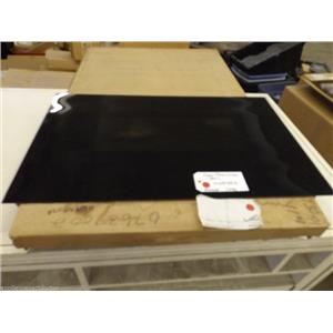 Amana Stove 07637002 Oven Door  Glass (blk)  NEW IN BOX