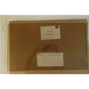 AMANA STOVE 31727401 GLASS WINDOW   NEW IN BOX