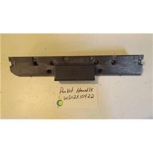 GE DISHWASHER WD12X10422 Pocket Handle used part
