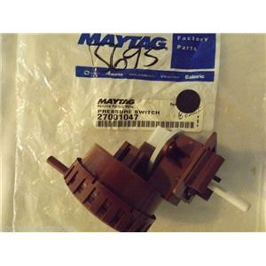 AMANA MAYTAG WASHER 27001047 Switch, Pressure   NEW IN BOX