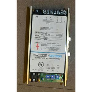 BALDOR LECTRON T70 Soft Starter, 200-460VAC, 3Ph, Solid State Motor Controller